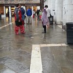 If Venice floods, ask hotel for some of these disposable waders