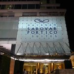 Welcome to the Sarovar Portico Suites.
