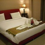 Bed in Room 8