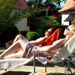Relax at Footsteps Eco lodge