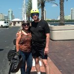 segwaying in st.pete