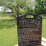 Specials on 25 May 2013