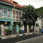 Houses near Joo Chiat Road