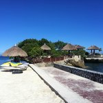 Photo de Mangodlong Rock Beach Resort