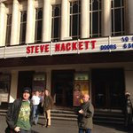Front of Hammersmith Apollo