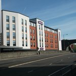 Premier Inn, central High Wycombe