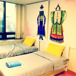 Photo de Egg Hostel korea