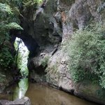 Nearby Natural Bridge,