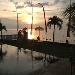 A dreamy sunset at Kelapa....!