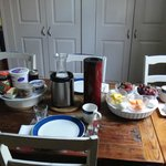 Bilde fra The Burgundy Bed and Breakfast