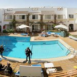 Camel Dive Club & Hotel, panoramic shot