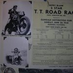 interesting pre WW2 motorcycle racing postings