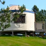 Stay in a Yurt!