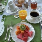 Breakfast at Chapala Inn