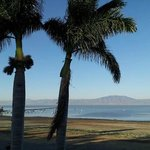 View from our room at Chapala Inn