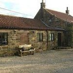 Outside view of The Old Smithy