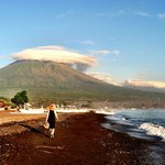 Amed Cafe Bungalows Mt. Agung View