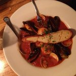 cioppino was fresh and flavorful