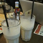 Coffee Milkshakes at Java House