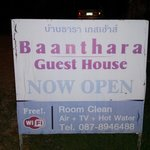 Photo de Baanthara Guesthouse
