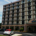 Days Inn Chester resmi