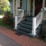 A B&B at The Edward Harris House Inn Foto