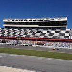 That's me driving 166 mph at Daytona!!!