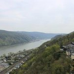 View of Rhine River from suite 24