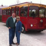 Door County Trolley Spring Blossom Tour!