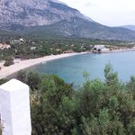 Foto di Agrilionas Beach Apartments
