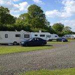 صورة فوتوغرافية لـ ‪Peachley Leisure Touring Caravan Park‬