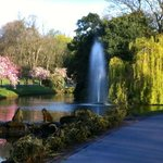 Sefton Park water features