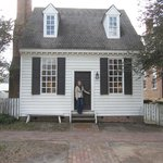 Colonial Houses-Colonial Williamsburg Foto