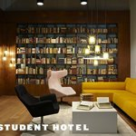 The Student Hotel Library
