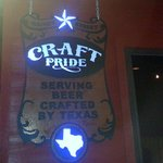 Craft pride at the door