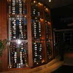 cool wine rack
