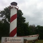 Foto de Lighthouse Resort and Marina