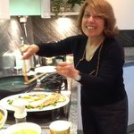 My cookery classes! I miei corsi di cucina