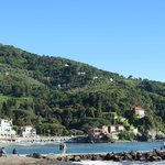 The beach at Levanto
