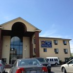 Foto van BEST WESTERN Airport Inn