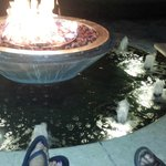 Fireside at the Pool