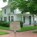 Eisenhower's home in Abilene, Kansas