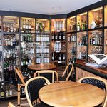 Scotch tasting room