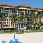The Wyndham Hotel in Deerfield Beach