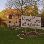 Foto di The Agate Cross Bed & Breakfast, LLC