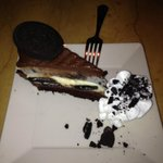 Oreo dream extreme cheesecake