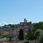 View towards Grasse