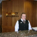 Welcome to the Drury Inn & Suites!