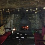 Inglenook Fire in the Bar