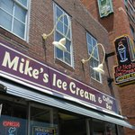 Mike's Ice Cream in Nashville, TN